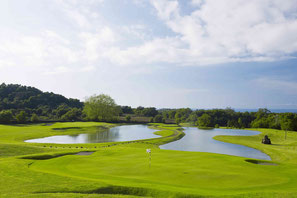 Grün der 4C des Batalha Course - © Azores Golf, Allan Bradley