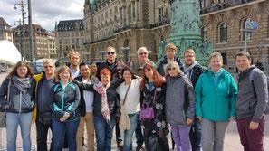 Eine Woche in Israel und jetzt eine weitere Woche in Deutschland verbrachten die Teilnehmer des diesjährigen Jugendleiteraustauschs mit vielfältigem Programm