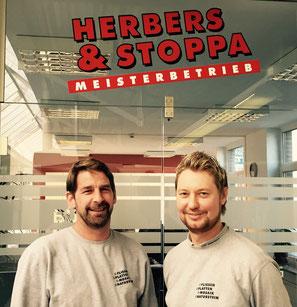 Karsten Herbers & Sebastian Stoppa
