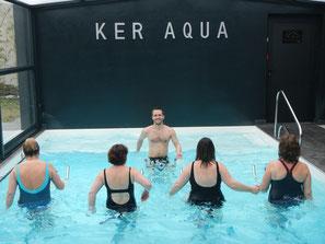 aquabike aquabiking rennes piscine ker aqua