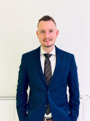 Niklas Meier unterstützt seit 01.01.2020 das Allianz Agenturteam in Bremen-Kattenturm