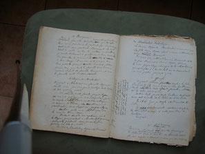 Cahier 3 pages 118 et 119