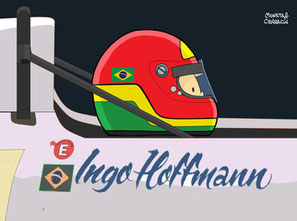 Ingo Hoffmann by Muneta & Cerracín - Ralt RT1 BMWMader - Project Four Racing