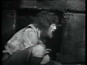 """Andrea Giordana nello sceneggiato RAI """"Il Conte di Montecristo"""", 1966"""