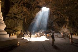 カオ・ルアン洞窟