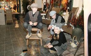 Kerstmarkt in Dickensstijl in Garderen