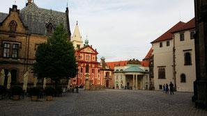 Prager Burg, Georgsplatz