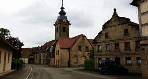 Lichtenau, Pfarrkirche
