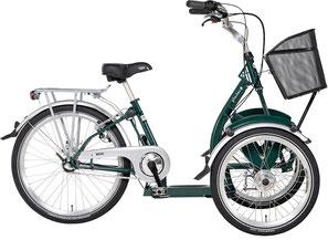 Pfau-Tec Bene Front-Dreirad Beratung, Probefahrt und kaufen in Fuchstal