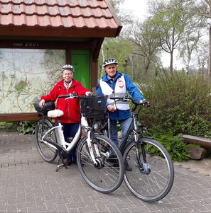 Christel und Wilfried Hopp