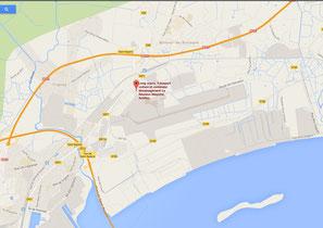 Long-Cours, transitaire maritime -siege social Montoir de Bretagne