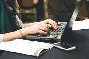 Laptop lernen