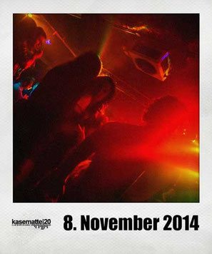 Bilder Private Rooms 8. November 2014 in der Kasematte 20
