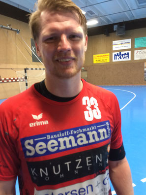 11-facher Torschütze für TSV Hürup: Ove Jensen - Foto: JJ