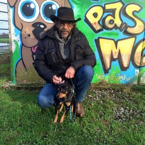 chien adopté en refuge - sauvetage animaux - SPA du Penthièvre - Bréhand (22) - Bretagne - Grand Ouest