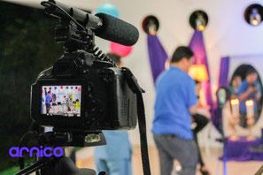 Producción de video y fotografía Arnico Estudio