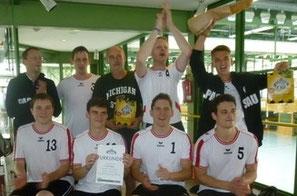 """erfrischender zweiter Platz für H2 bei """"Sanwald Open"""""""