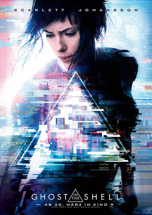GHOST IN THE SHELL - Paramount - kulturmaterial