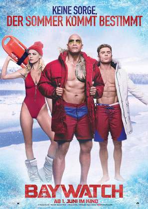 Baywatch Movie Der Film - Paramount - kulturmaterial