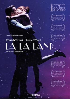 LA LA LAND - Studiocanal - kulturmaterial
