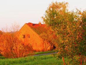 nahe Gumbinnen, wo die Schlacht um Ostpreussen stattfand