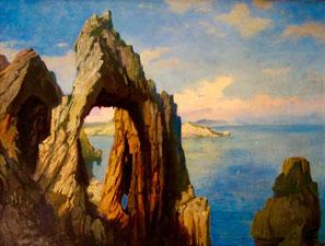 Arco Naurale - Francesco Frascati 1912 - Eigenbesitz