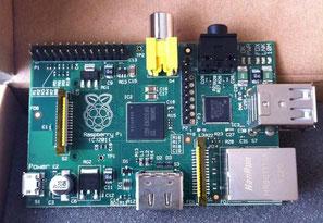 Raspberry Pi イメージ