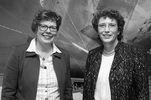 Die beiden Kandidatinnen zur Bischofswahl in der EKKW 2019