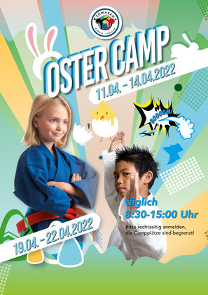 Winter Camp 2017 in der TOWASAN Karate Schule in München