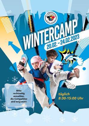 Winter Camp 2017 in der TOWASAN Karate Schule in München