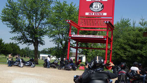 Route66 Eaglerider motorradreise usa