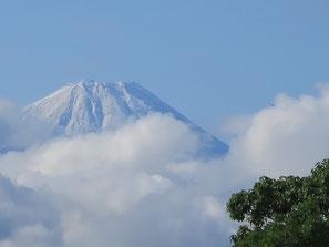パッチワーク教室ルトゥール 6月の富士山