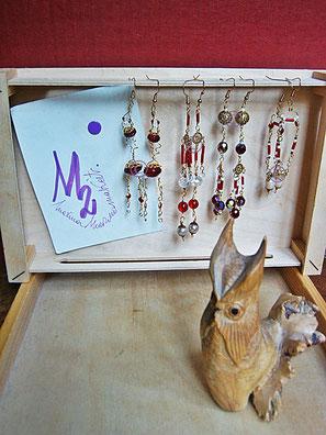 Xmas Earrings - 10 Euro