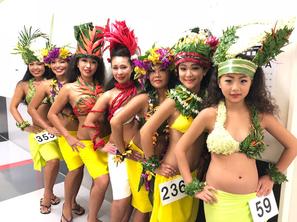 Les Grands Ballets de Tahiti  ロレンゾ・スミス  ロレンツォ ロレ様 グランバレエ タタウラア Tatauraa 水野梨絵