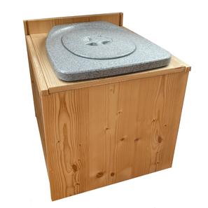 Tockentoilette selber bauen, Komposttoilette