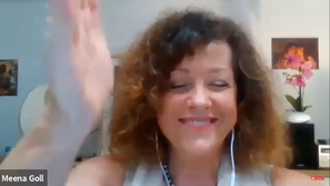 Vidéo du 18/09/20 de Meena Goll Compagnon
