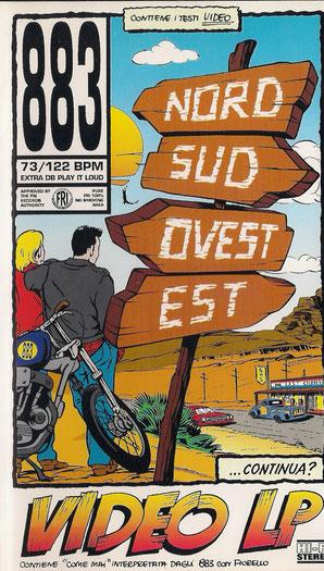 1993 - Nord sud ovest est - VideoLp
