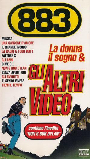 1995 - La donna, il sogno & gli altri video