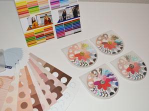 Welche Make-up- Farben passen zu Ihnen? Kühltonig, warm oder neutral? Make-up Farbpass