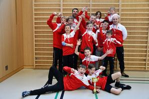 RSCI-Mannschaft belegte den 5. Platz bei der Rheintalliga