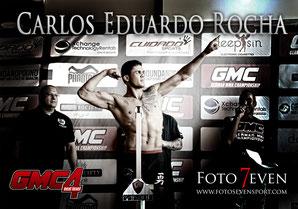 GMC4 | German MMA Championship |Staredown