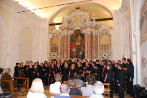 concerto nella Chiesetta di S.Carlo a Pergine
