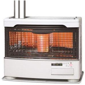 床暖機能付き煙突式石油ストーブ買取