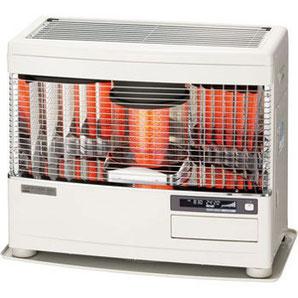 床暖機能付きFF式石油ストーブ買取