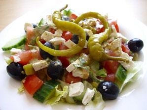 Gewürze für Salate, Vorspeisen, Antipasti