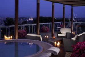 Rome Cavalieri Hotel - Rome