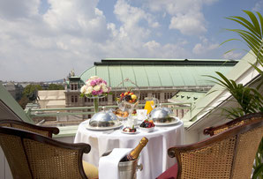 Hotel Bristol - Vienna