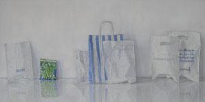 Sabine Christmann, Malerei, painting, 2009