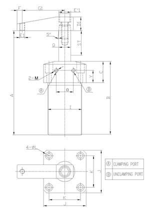 CAD NPSU Serie