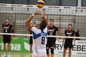 Volleyball Länderspiel DEU - ITA (17.09.2013)